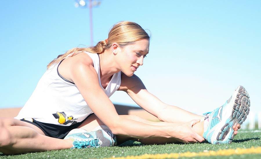 träna skadeförebyggande - stretching